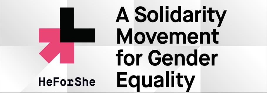 HeForShe. Feminismo.